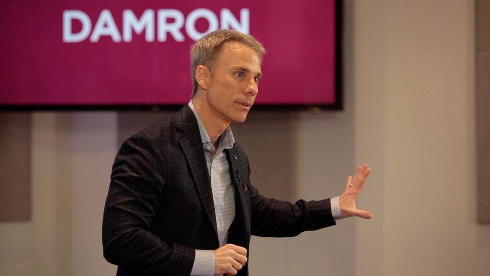 Jim Damron, Keynote Speaker